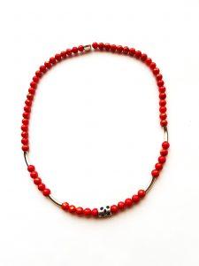Halskette,Jade